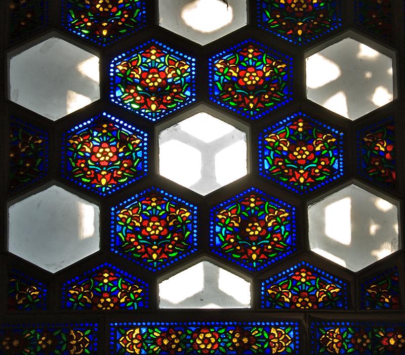 Çinili Kösk window detail