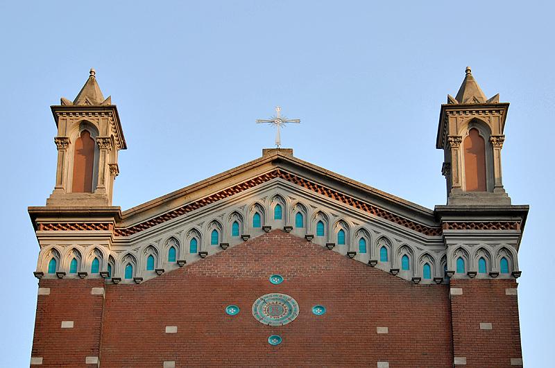 St. Anthony Church on Istiklâl Caddesi