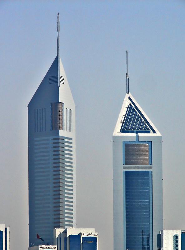 Jumeirah skyscrapers