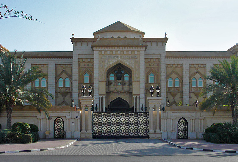 Non-tract housing in Jumeirah