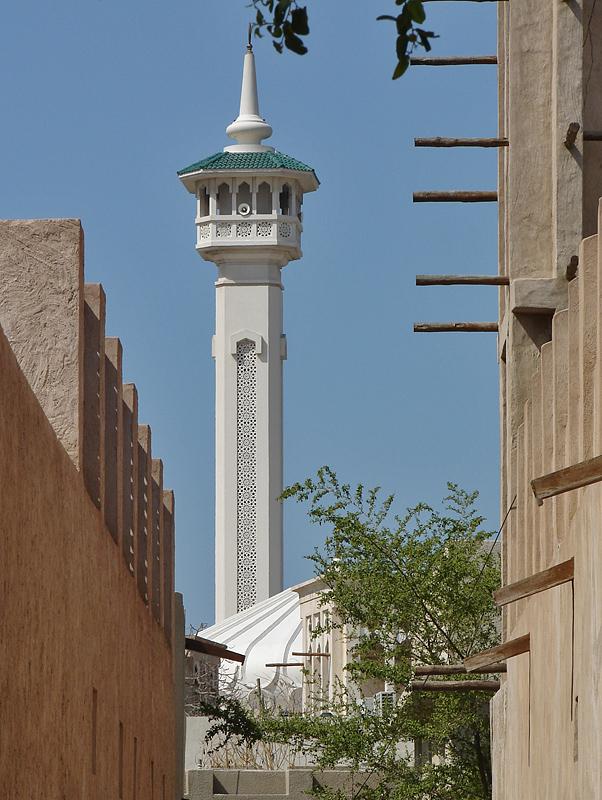 Bastakia quarter, Ali Bin Abi Taleb Mosque