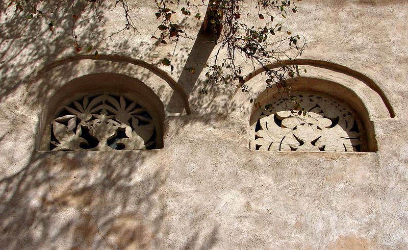 Bastakia detail