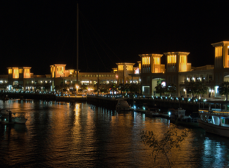 Sarq Market shopping center