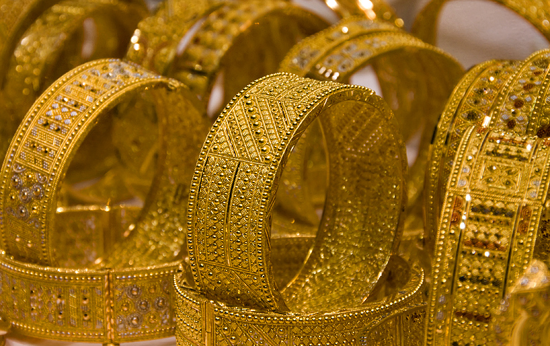 Dubai jewelry