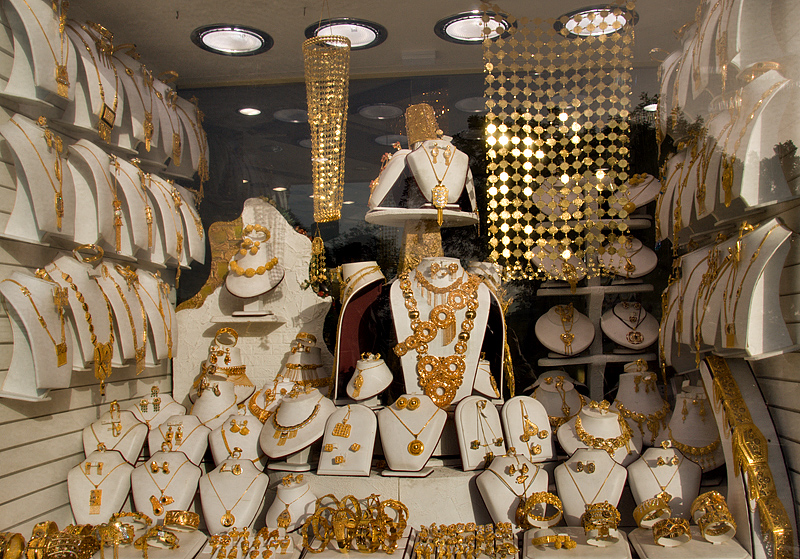 Dubai jewelry