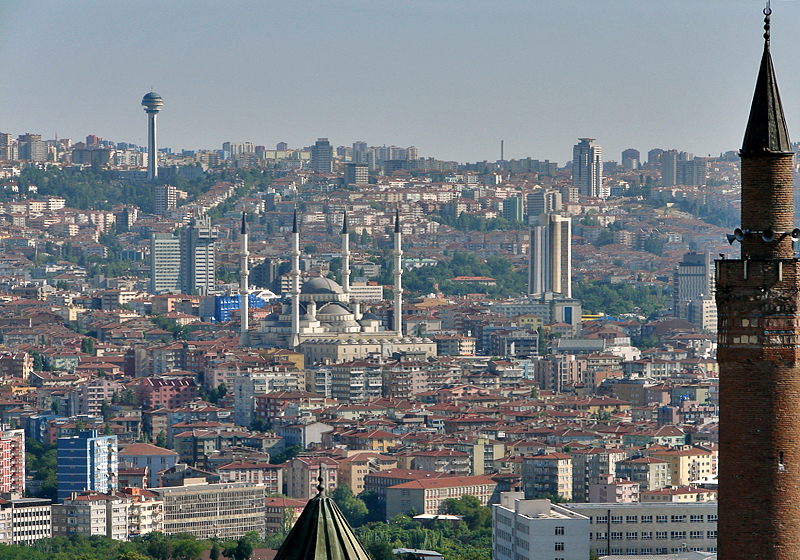 The Many Faces of Ankara (4th place, City Challenge)