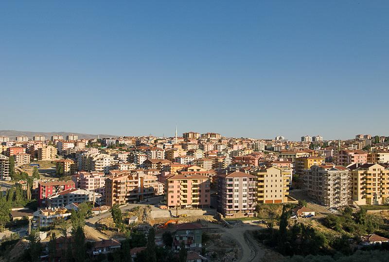 Birlik skyline