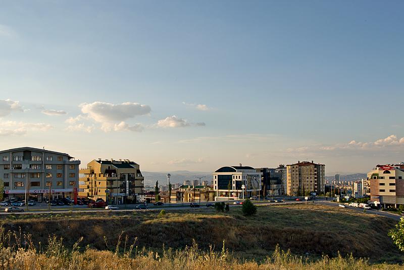 Yildiz view