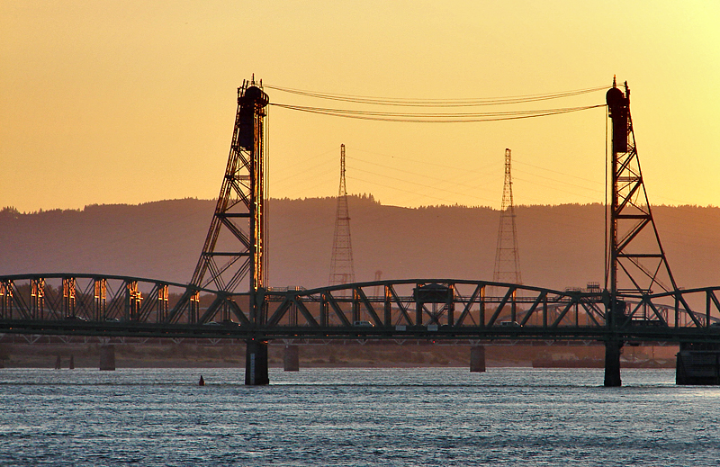 The Interstate-5 Bridge