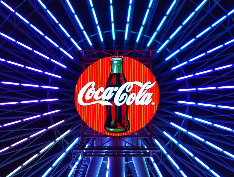 Neon Coke (1st place, exhib, Neon Challenge)