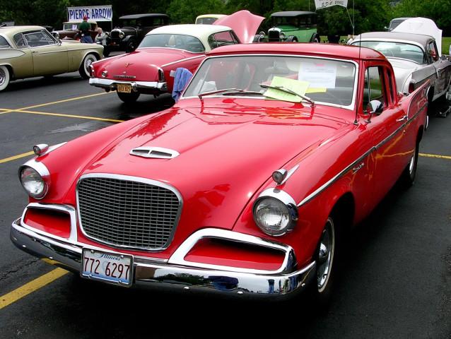 1957 Hawk