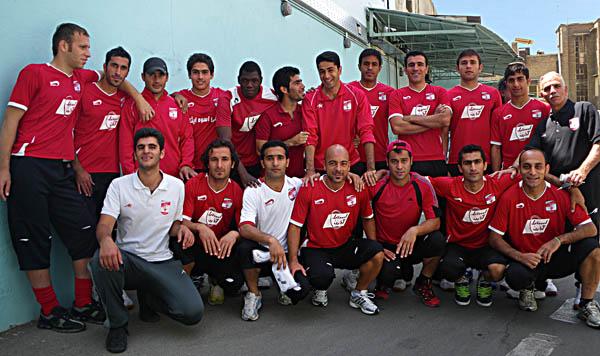 Steel Azin Football Team