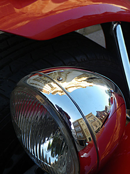 Headlight Reflection