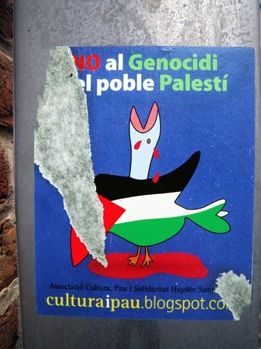 Genocidi Poster