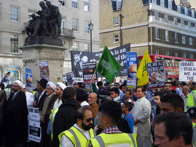 Colourful Placards