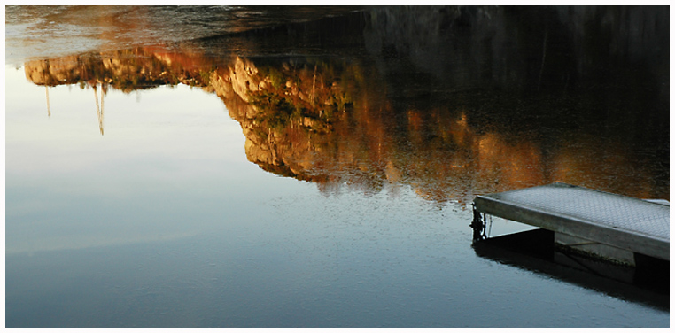 Golden reflection 2