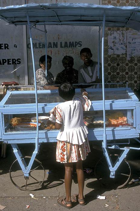 Buying sweets in Sigatoka