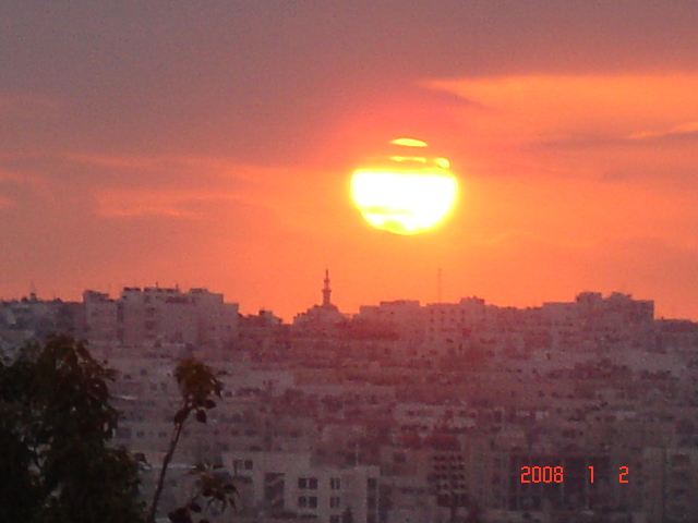 Sunset in Amman 02.01.2008 002.jpg