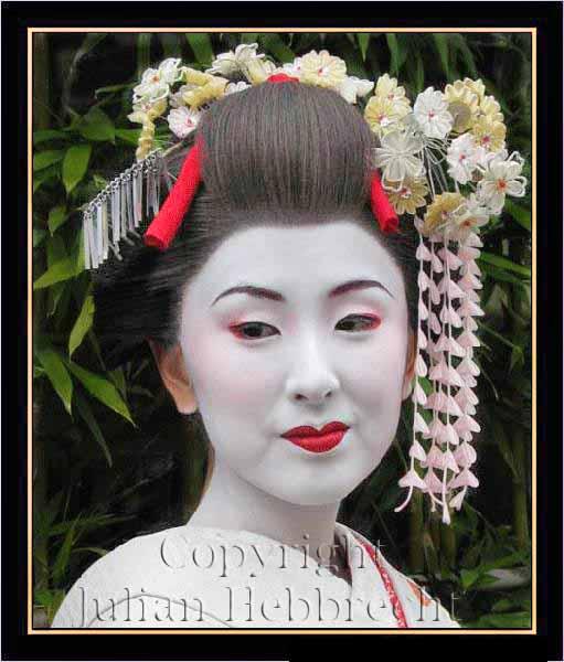 <b> Geisha image 038</b>