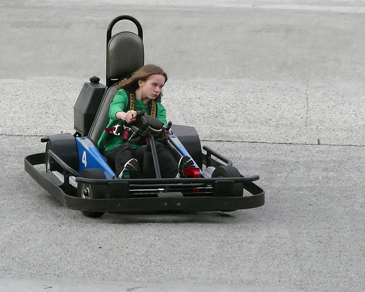 FUTURE NASCAR DRIVER? - ISO 400