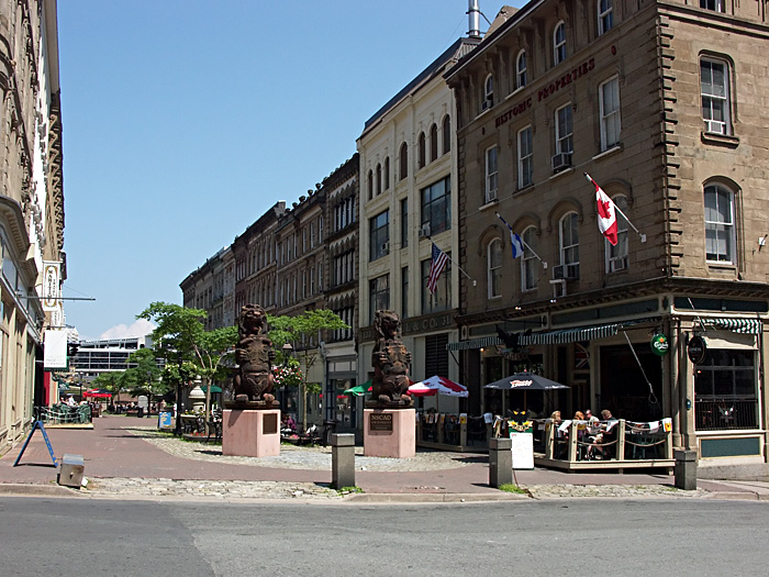 Granville Market.