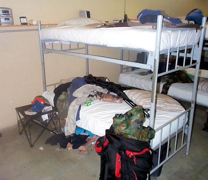 Barracks Life