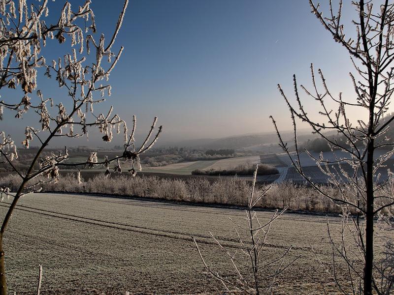 A Sprinkling Of Snow 1