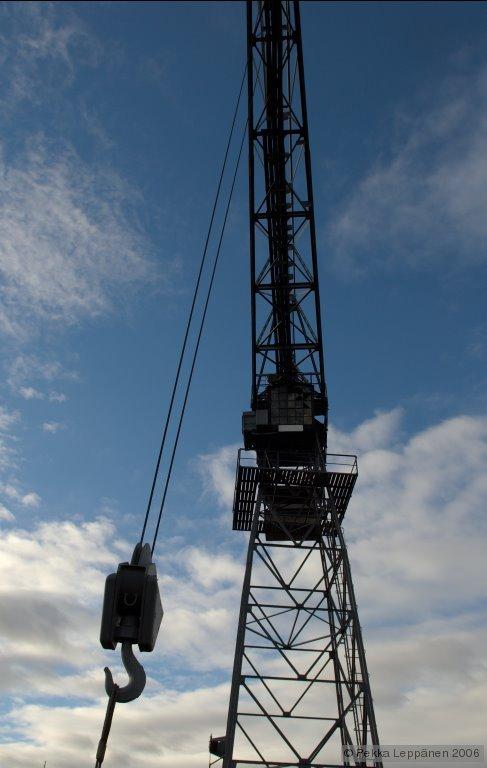 Crane (again)