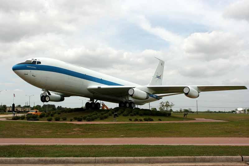 KC-135 N930NA Vomit Comet