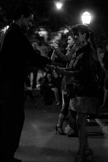 Sunday Night - Plaza Dorrego