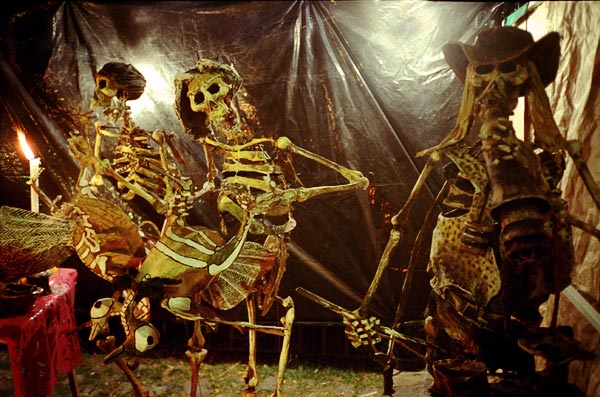 Day of the Dead, Tlaxcala