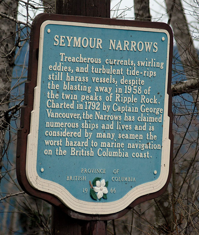 Seymour Narrows