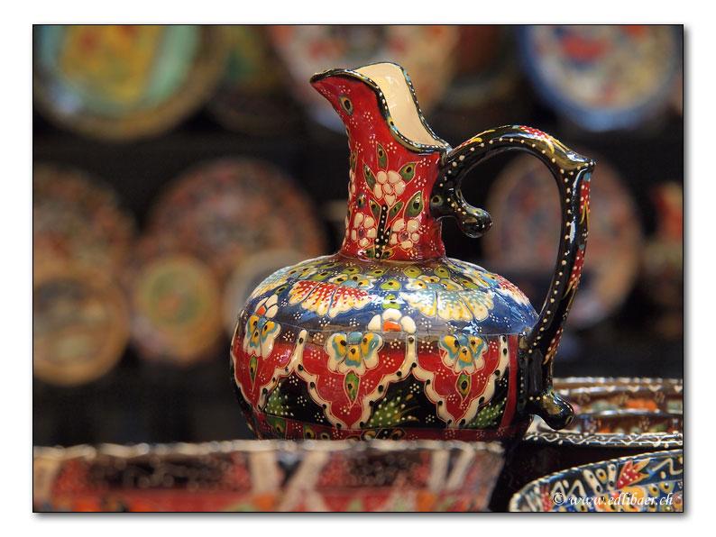 Osmanische Keramik / Ottoman Ceramics (4497)