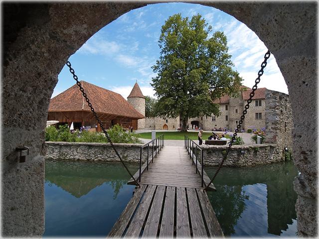 Schloss Hallwyl / Castle Hallwyl (Switzerland)