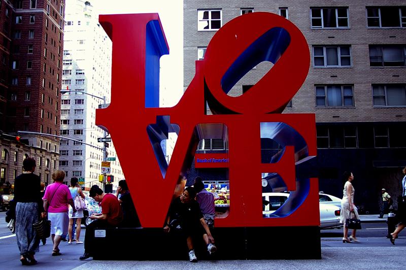 LOVE, Manhattan