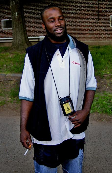 Ghetto-guy, East Orange, New Jersey