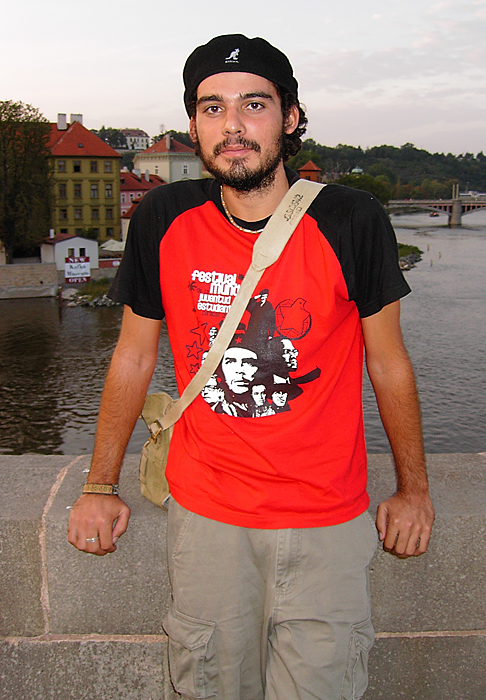 Che Guevara in Prague