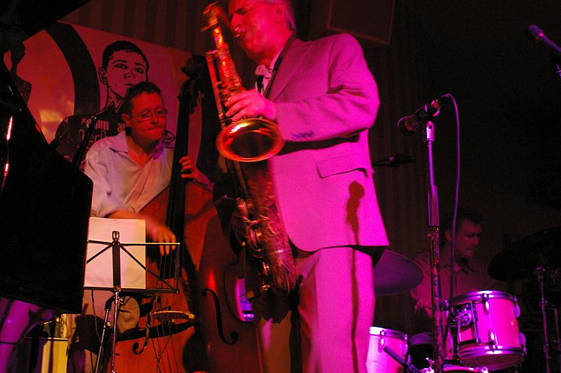 Scott Hamilton Quartet at Studenterhuset