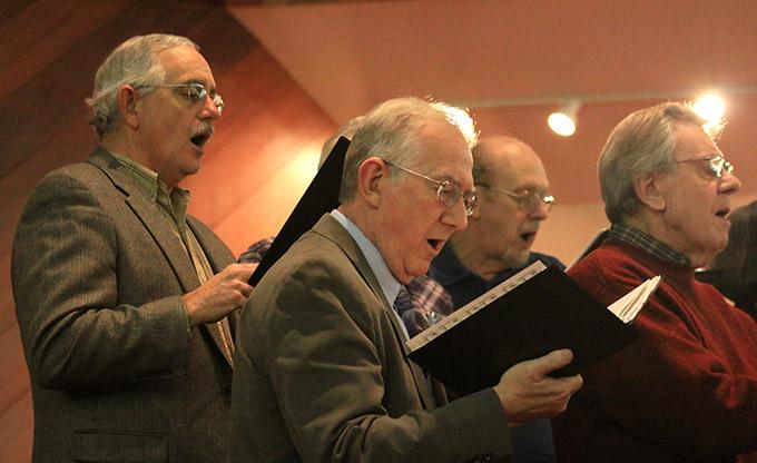 United Methodist Church Choir