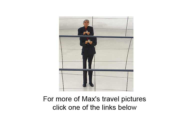 more of Maxs travel photos