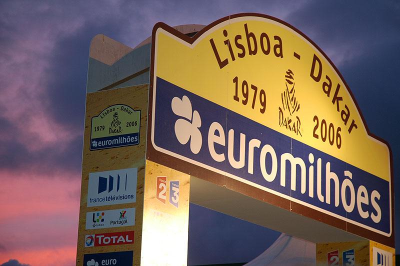 Lisboa - Dakar 2006