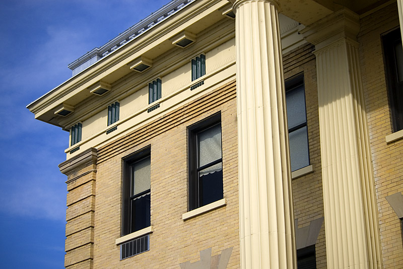 Box Elder County (Utah) Court House