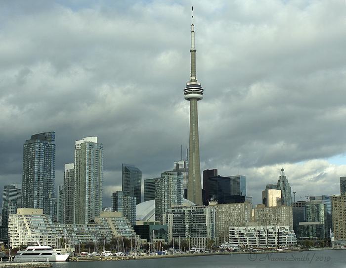 Toronto Skyline N10 #2669
