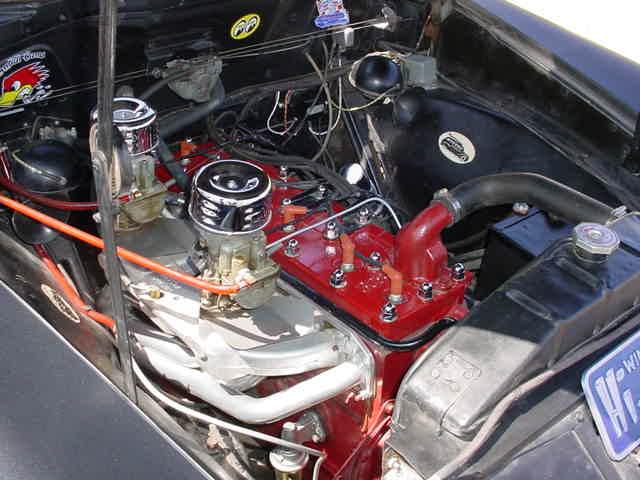 flat head 6 cylinder