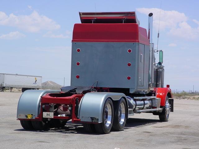 backside big rig