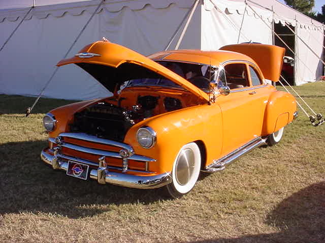1950 Chevy Sport Coupe