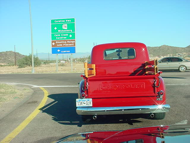1947 Chevy pickup