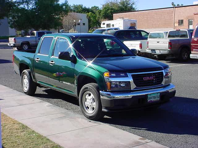 the green truck club !