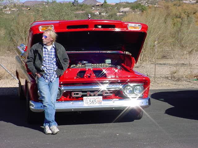 Chevy pickup stars<br> 2005 Wickenburg