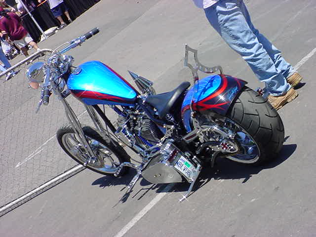 custom chopper<br>Tempe, Arizona